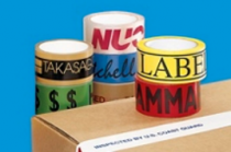 SURFACE PRINTED TAPE