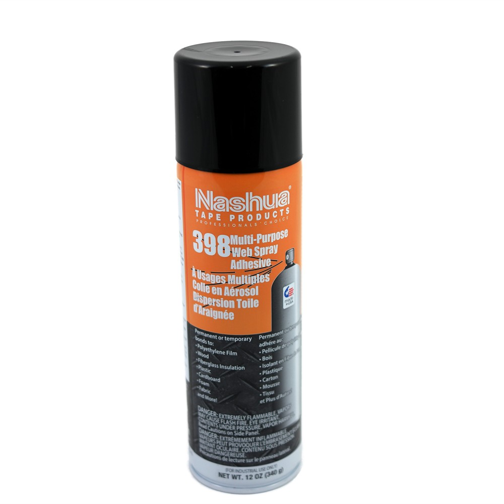Adhesive Aerosol Spray 12 Units