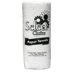 Select Choice Kitchen Roll Towel 2-Ply 85 30/Cs