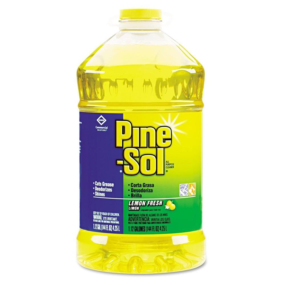 Pinesol Fresh Lemon 144 Oz - 3 Units
