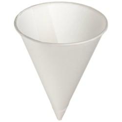 4 1/2 Oz Cone Cup 5000 Units