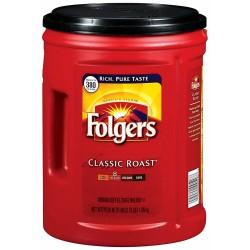 Folgers Coffee 4 Oz Classic Roast