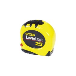 Leverlock by Stanley Tape Measure 25'