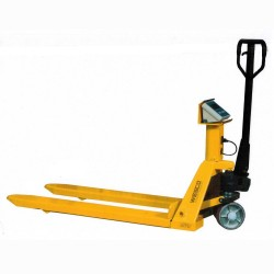 Pallet Jack 5000Lb With Scale  Wesco