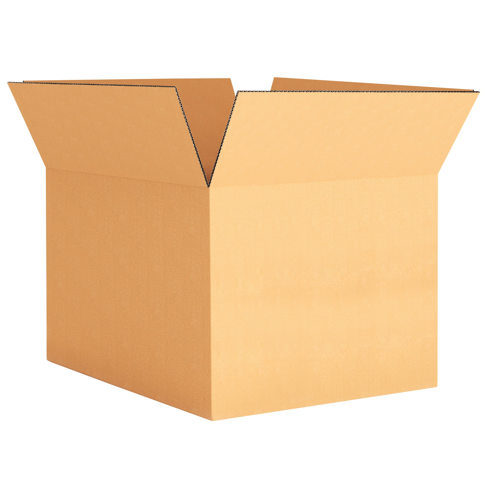 "TOTALPACK® 12 x 9 x 9"" Single Wall Corrugated Boxes 25 Units"