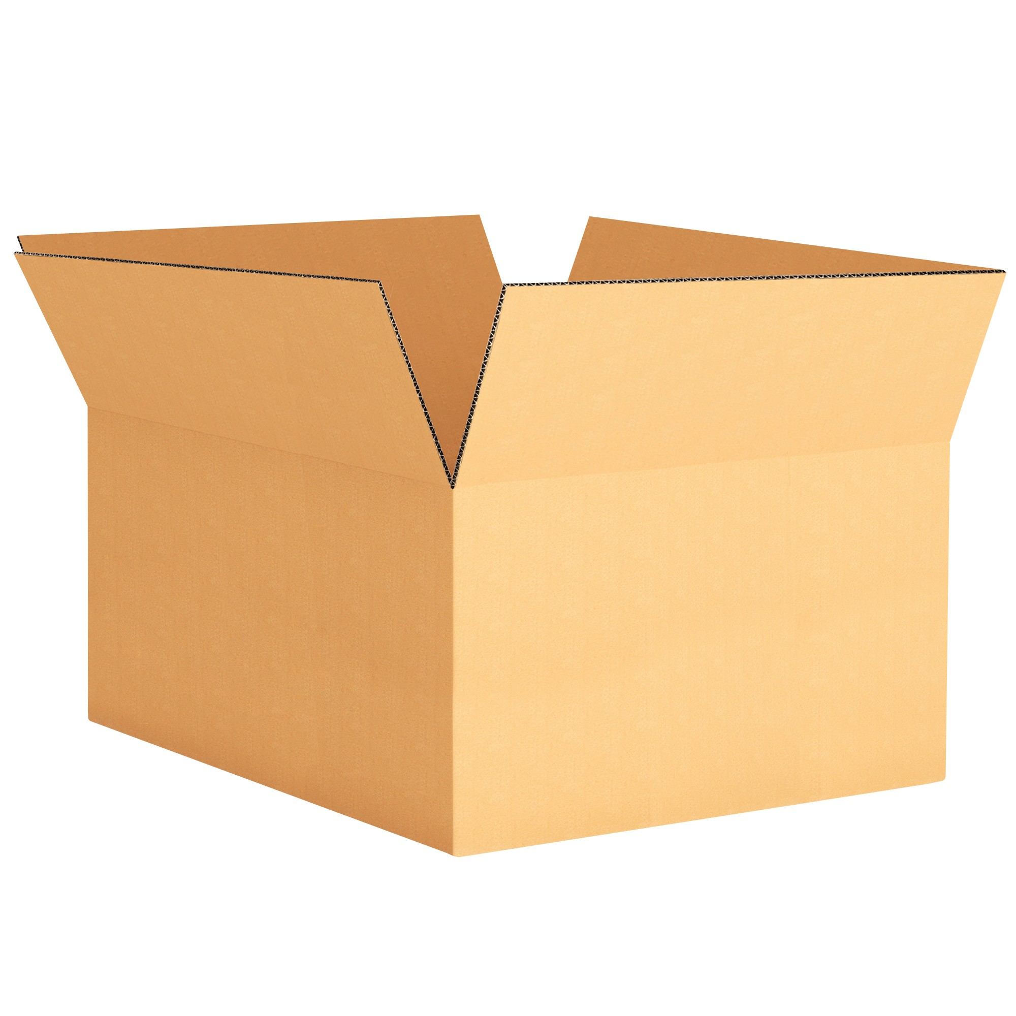 """TOTALPACK® 16 x 13 x 8"""" Single Wall Corrugated Boxes """"#3"""" 25 Units"""