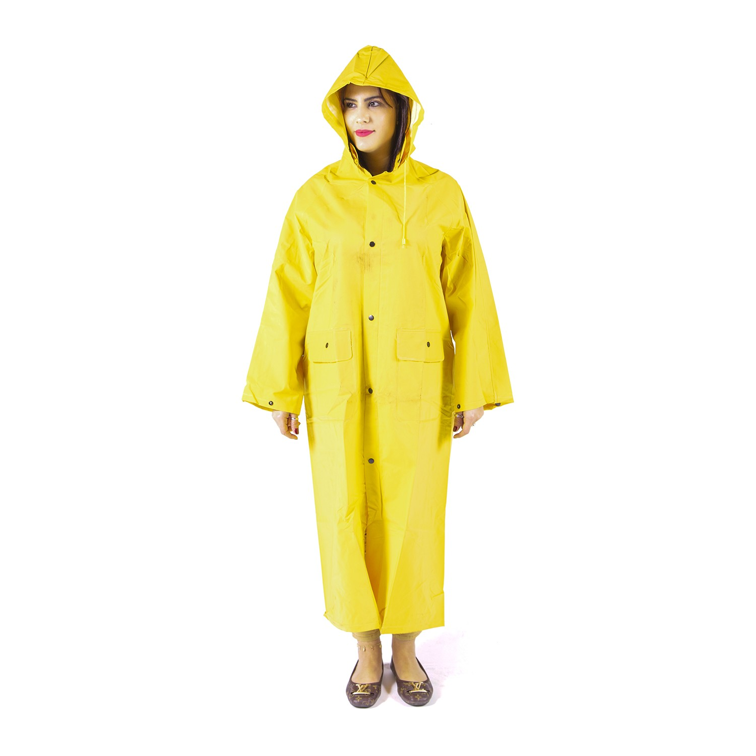 TOTALPACK® 2 Piece Economy Rain Suit Yellow Small 1 Set