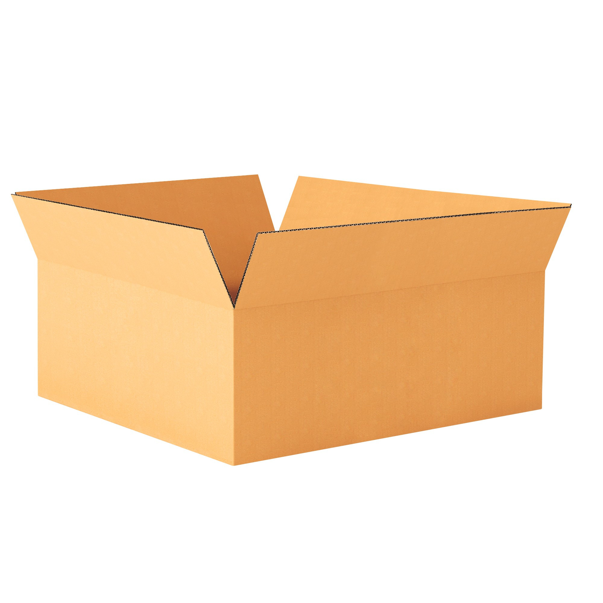 "TOTALPACK® 9 x 7 x 5"" Single Wall Corrugated Boxes 25 Units"