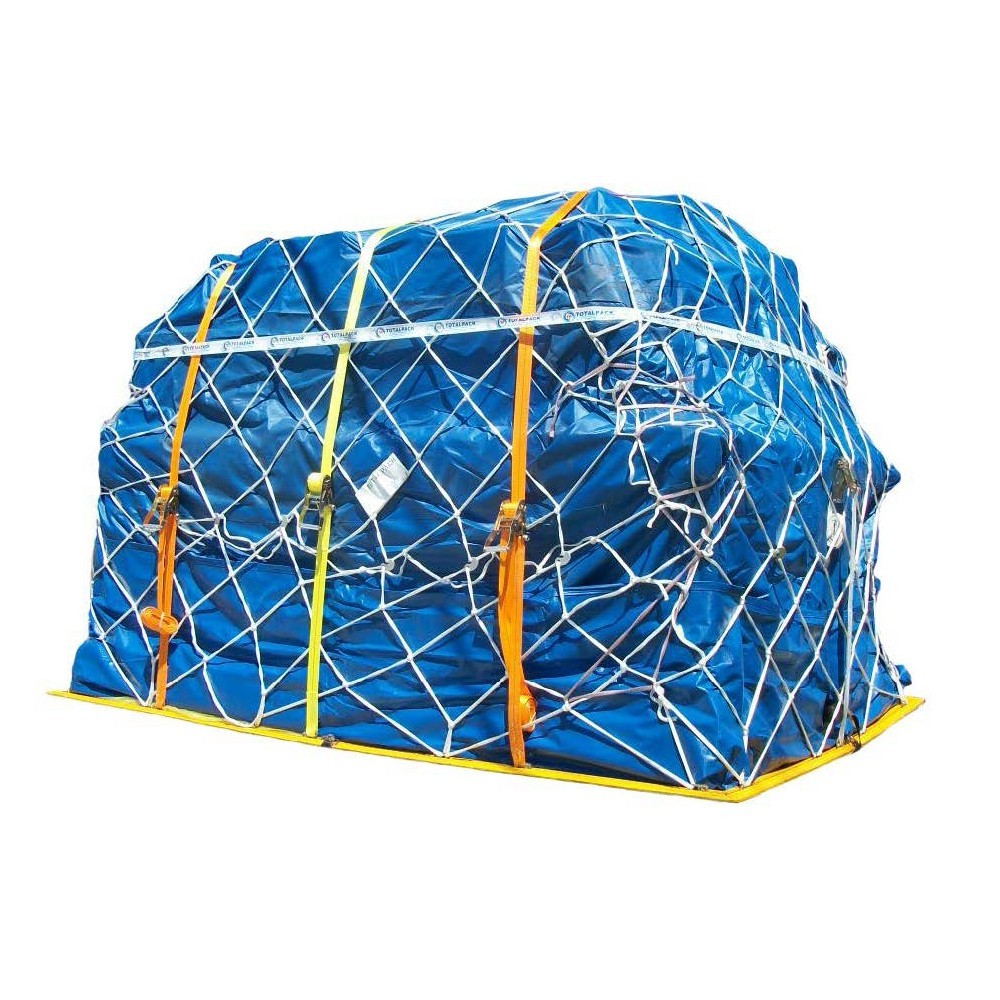 """PALLET COVER 120""""X112""""X148"""" 1MIL XL CLEAR FOR 747 25/ROLL"""