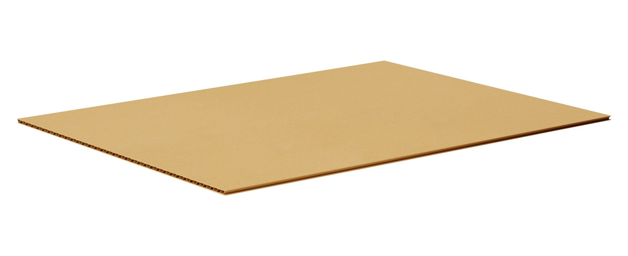 TOTALPACK® Ultra-Strong Corrugated Pads, Cardboard Corrugated