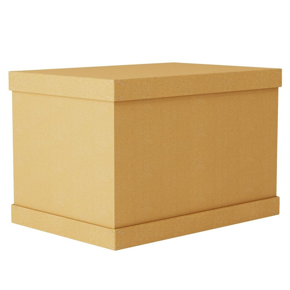 """TOTALPACK® 58 x 42 x 40"""" Double Wall D Container Corrugated Box 1 Unit"""