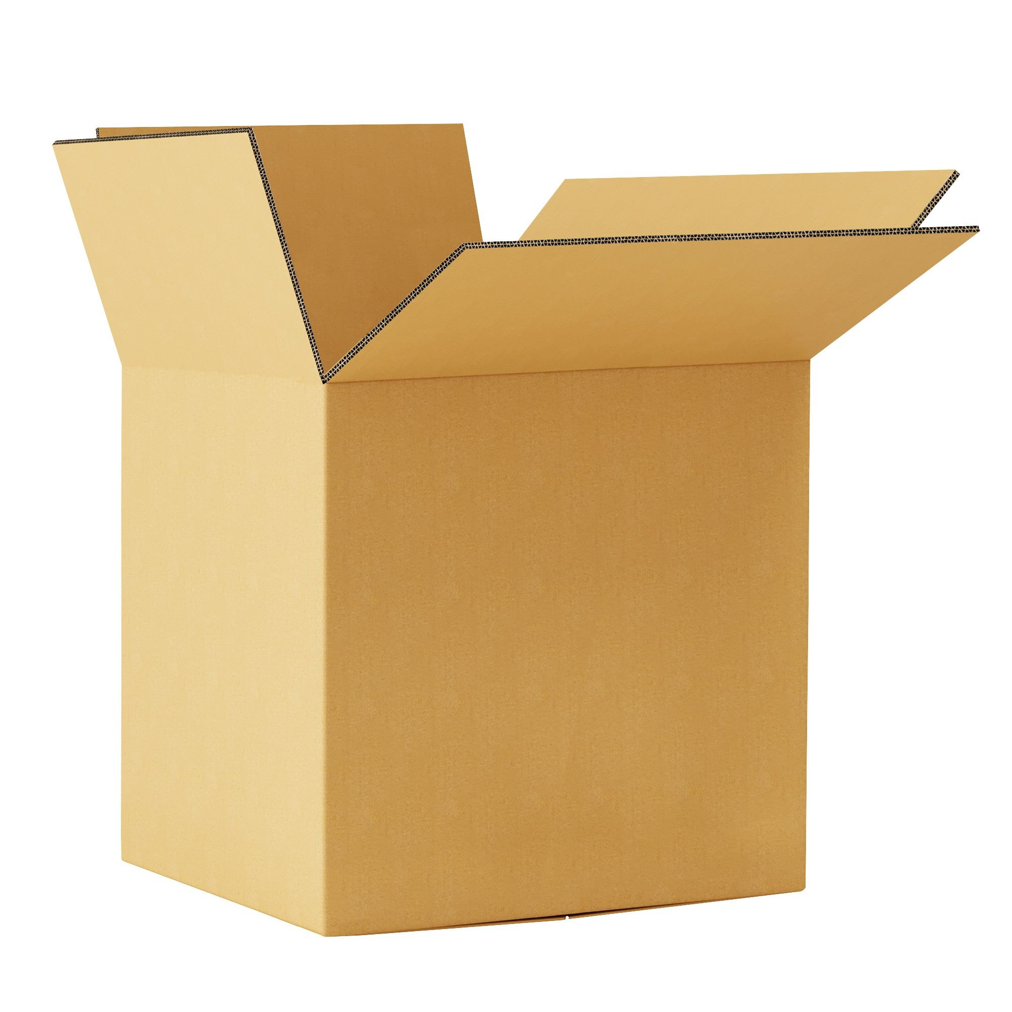 """TOTALPACK® 24 x 18 1/2 x 23"""" Double Wall Corrugated UPS 108 Boxes 10 Units"""