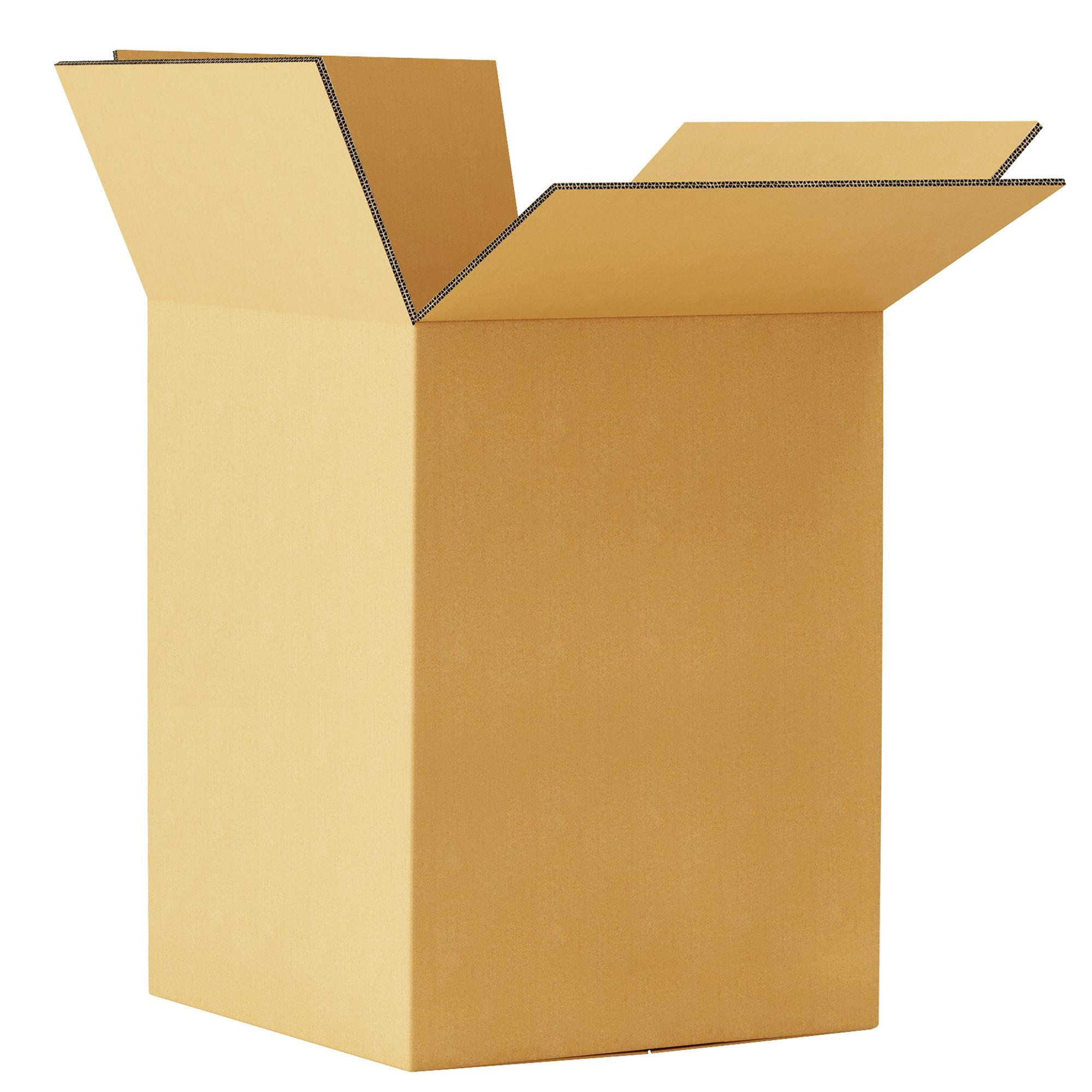 "TOTALPACK® 24 x 24 x 32-36"" Double Wall Corrugated Boxes 10 Units"