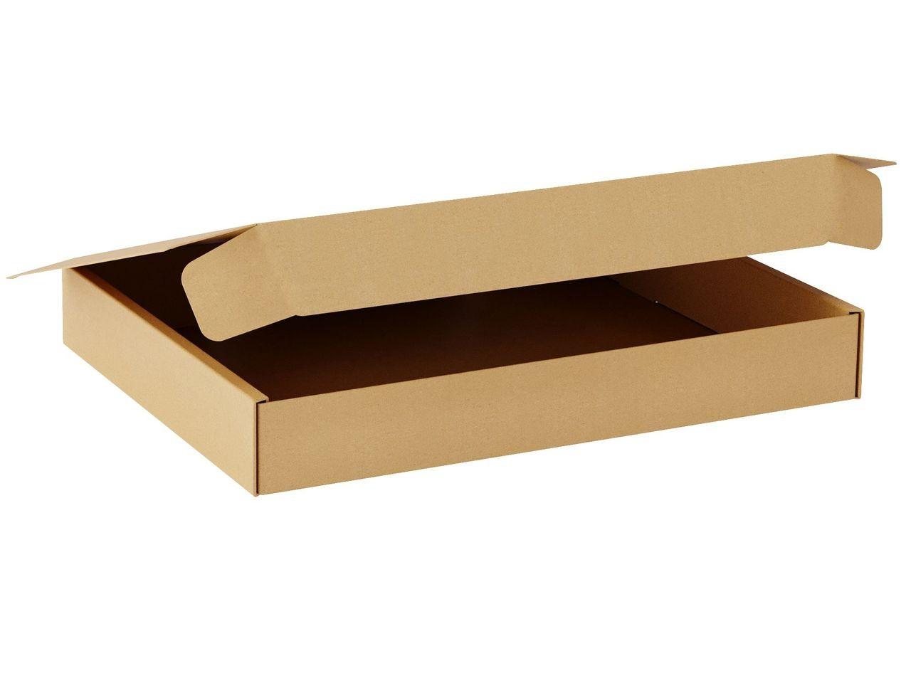 "TOTALPACK® 16 x 11 1/2 x 2 1/2"" Single Wall Corrugated Boxes ""Interlock Die-Cut"" 25 Units"