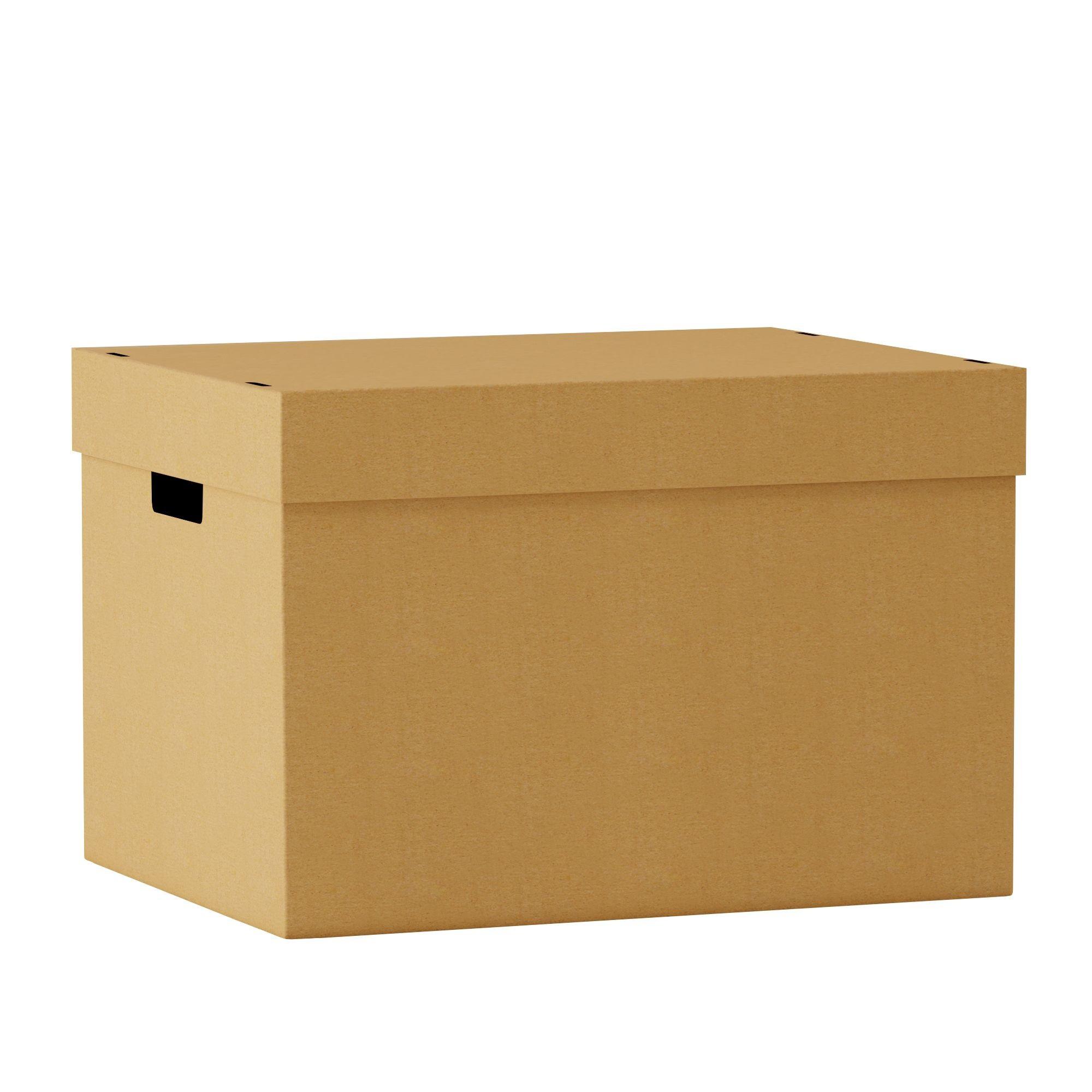 "TOTALPACK® 15 x 12 x 10"" Corrugated File Box 1 Unit"