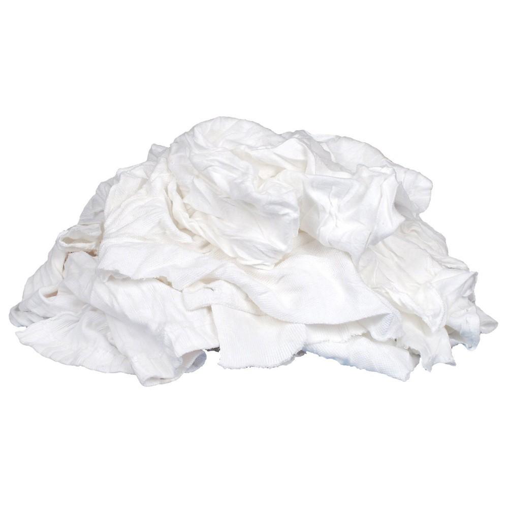 TOTALPACK® Cotton White Sheets 50 lb. Box
