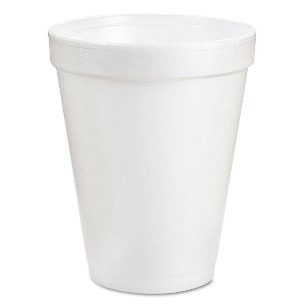 8 Oz Foam Cup 1000 Units