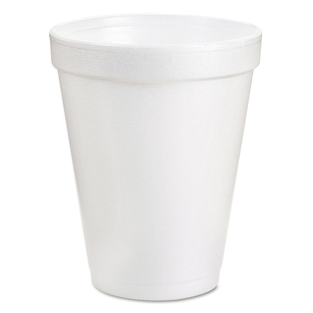 TOTALPACK® 6 Oz Foam Cup 1000 Units