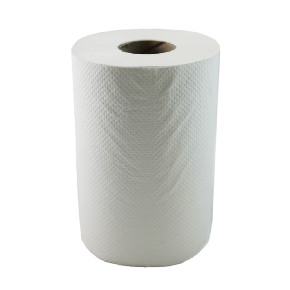 4,800' Heavenly Soft® Hardwound Roll Towel White 1 Ply, 12 Rolls per Case