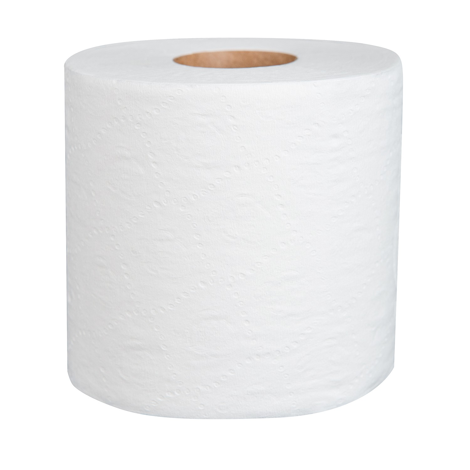 """TOTALPACK® 3 15/16' x 3 1/2"""", 2 Ply High quality tissue 500 Sheets, 96 Rolls per Case"""