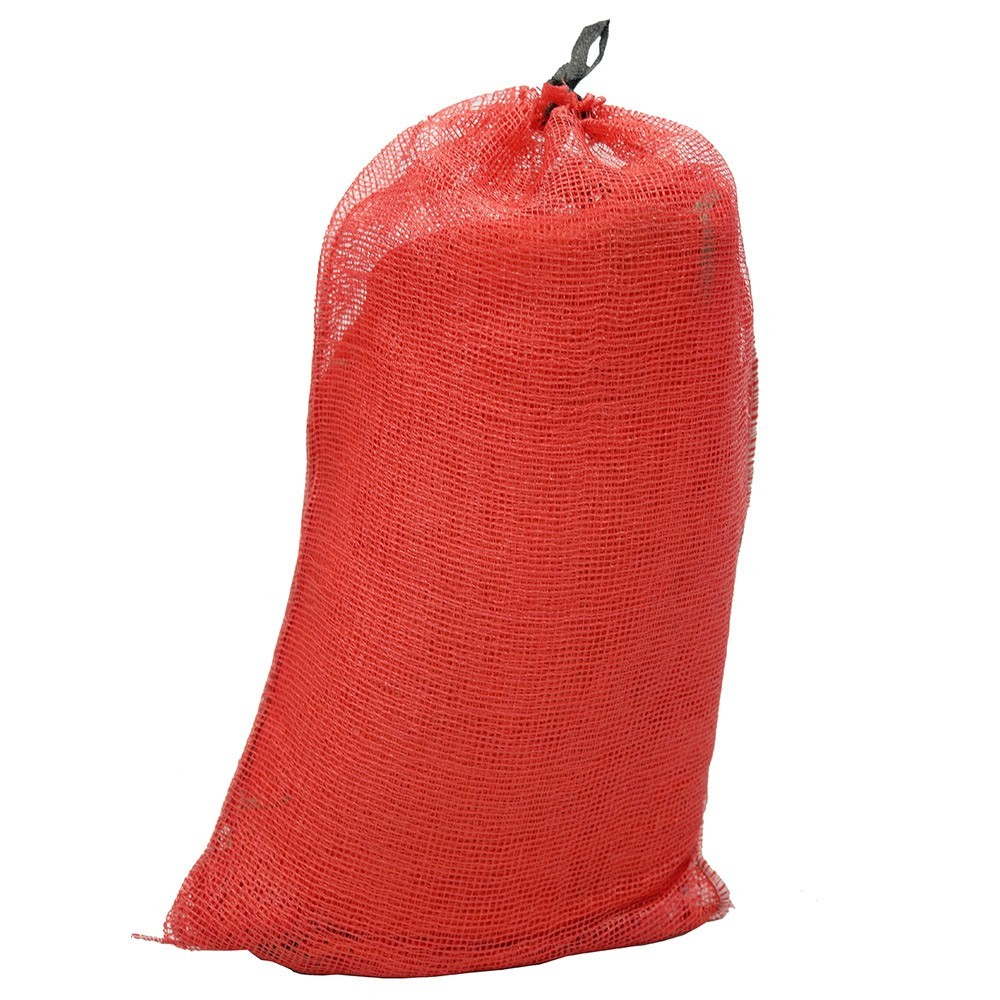 "TOTALPACK® 18 x 32"", Mesh Bags, Red"
