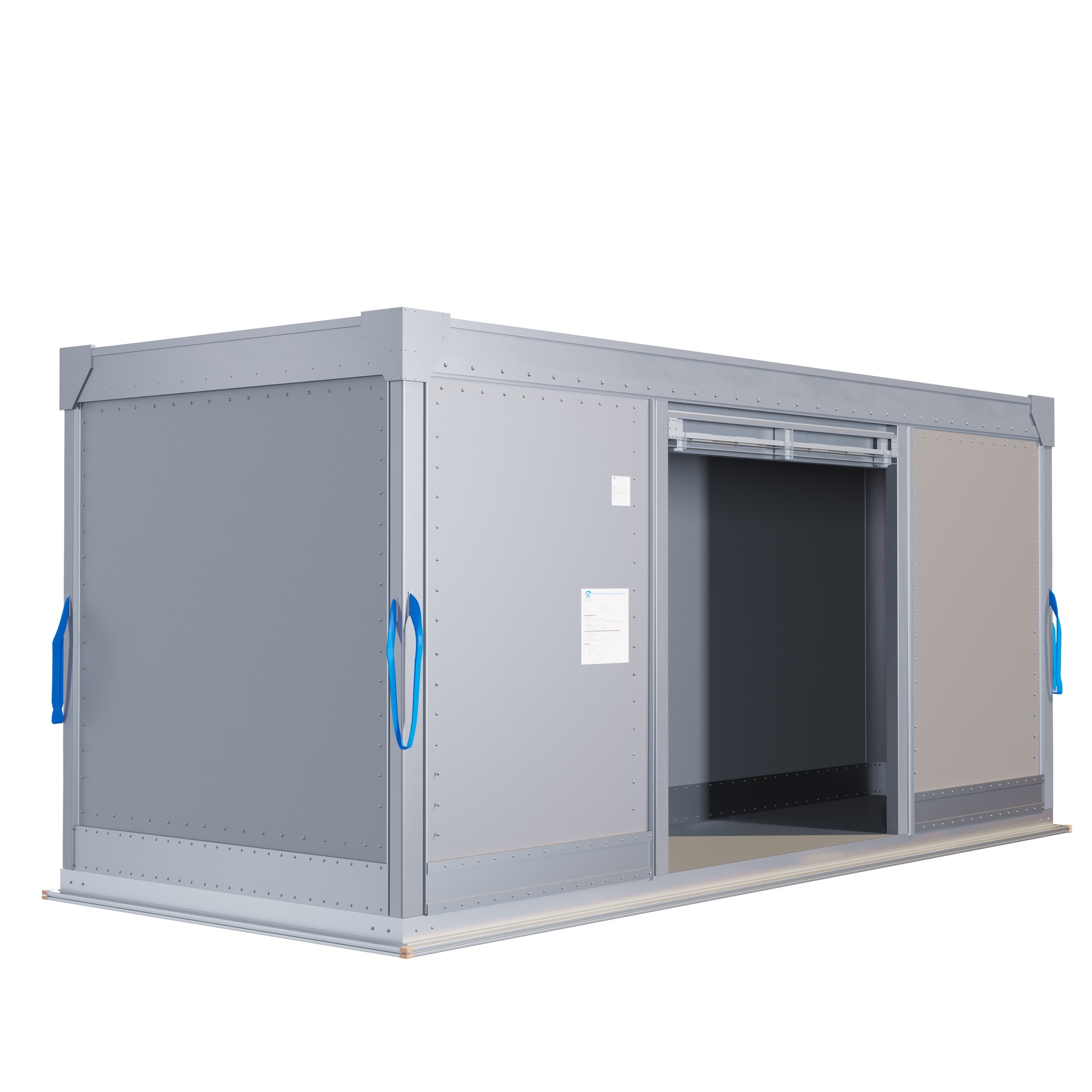 Totalpack® Air Cargo Containers for Lower Deck