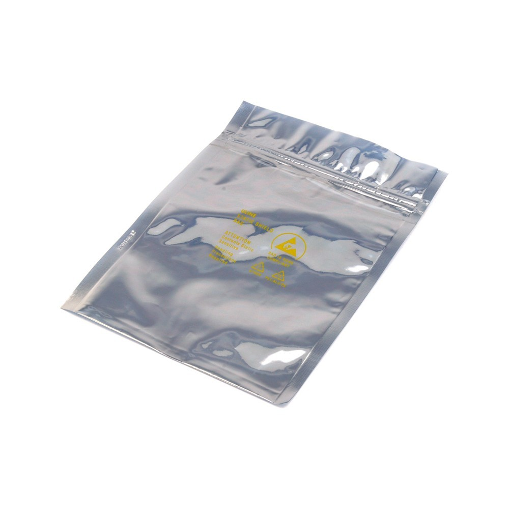 "6 x 8"" - 3 Mil Reclosable Static Shielding Bags 100 Units"