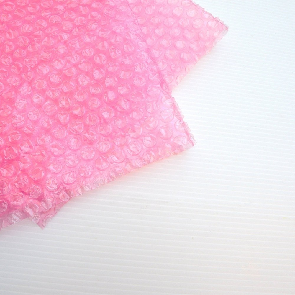 "TOTALPACK® BUBBLE SM PINK (3/16"") 12""X150'"