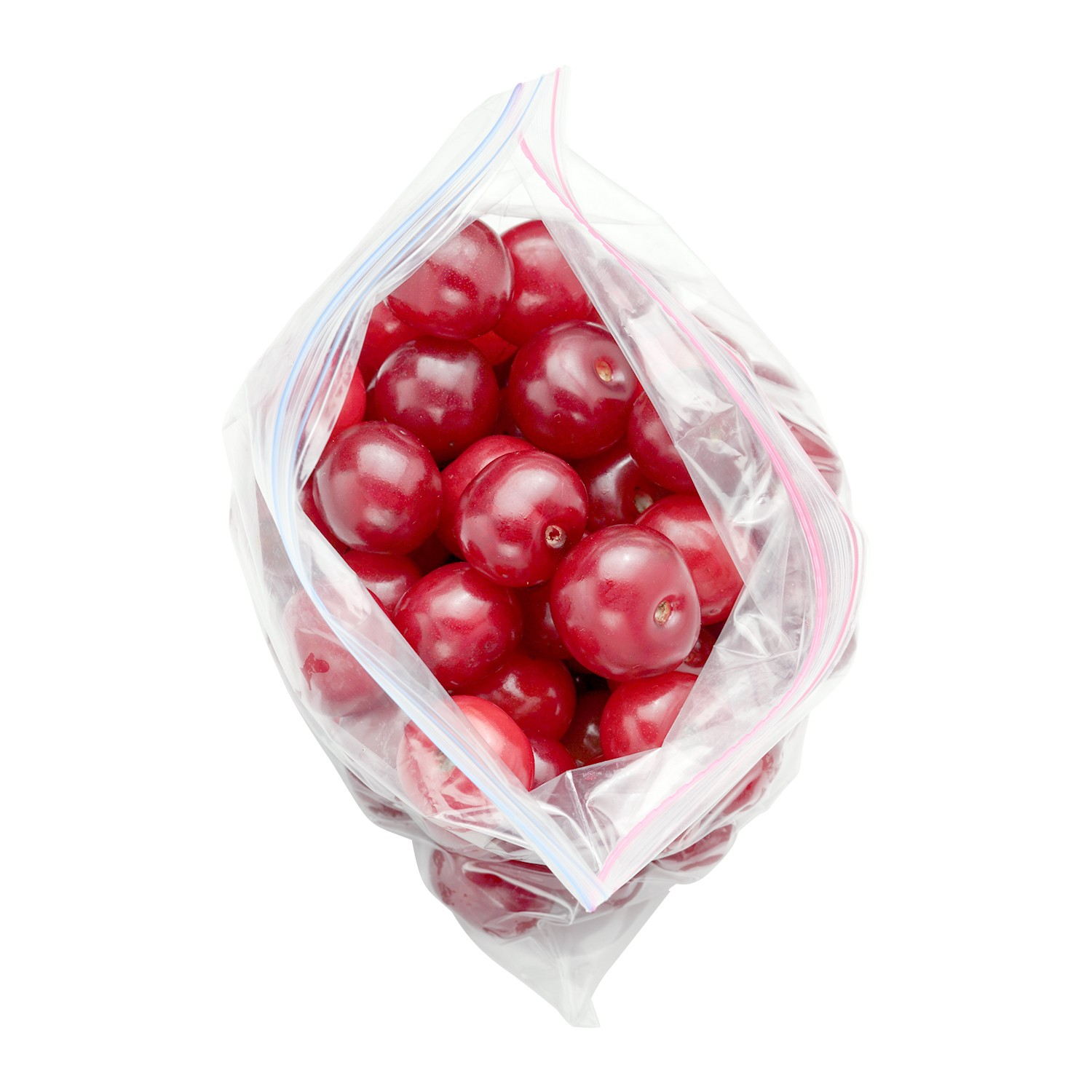 TOTALPACK® Clear Reclosable Poly Bags for Storage, Shipping, FDA Approved for Food