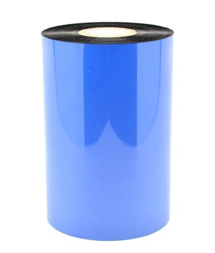 TOTALPACK® 110mm x 450m - Black Zebra Thermal Transfer Ribbons - Wax/Resin, 24 Units