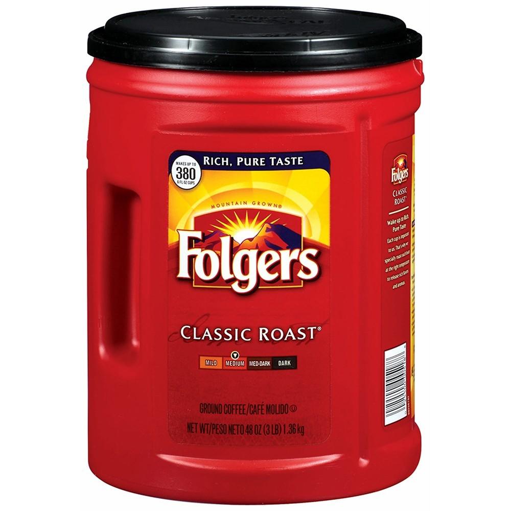 Folgers® Coffee 4 Oz Classic Roast
