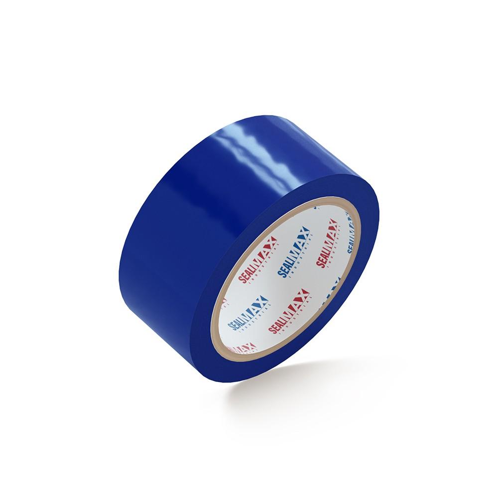 """SealMax® Blue Tape 2"""" x 110 Yds. 6 Rolls 2.1 Mil"""