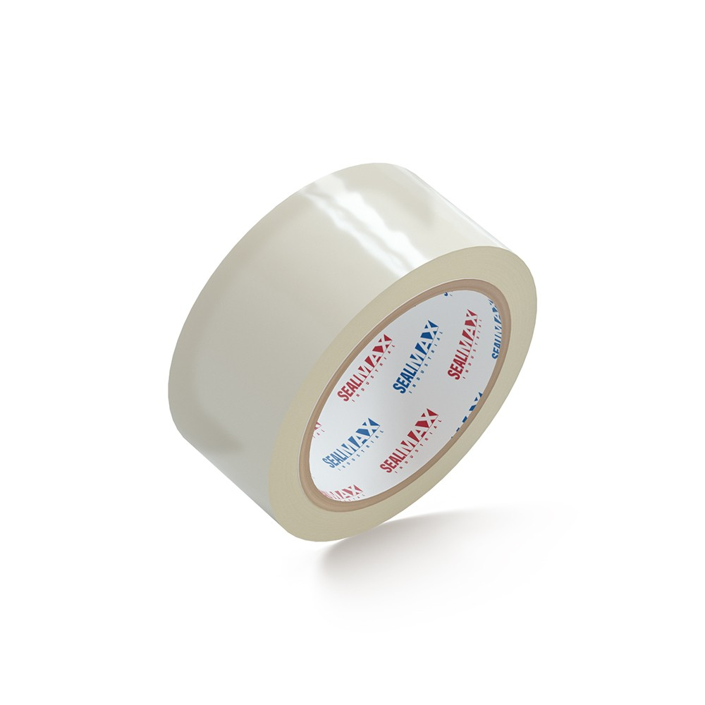 TOTALPACK® Packing Tape by SEALMAX - Heavy Duty, Adhesive Acrylic Base that Sticks on Any Surface - 2 Mil Thickness