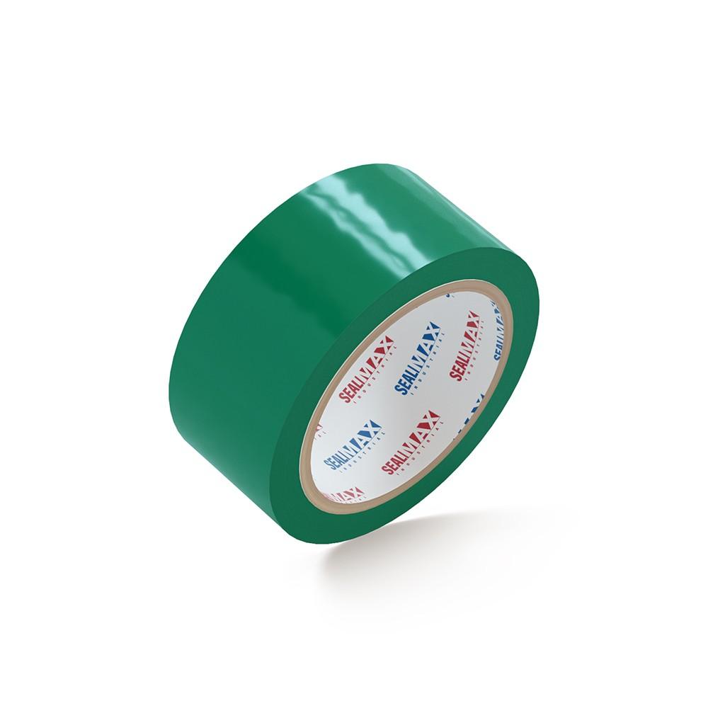 """SealMax® Green Tape 2"""" x 110 Yds. 36 Rolls 2.1 Mil"""