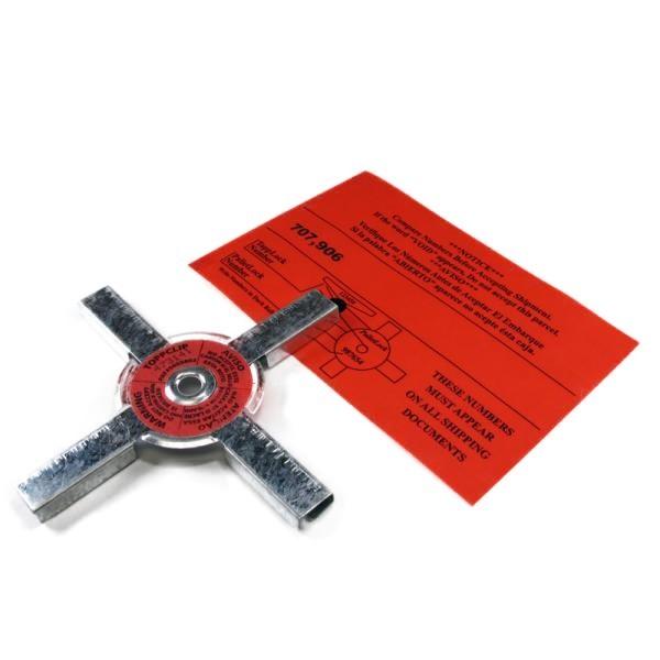Stock Topp Clip® Master Carton, Carton of 200 Units