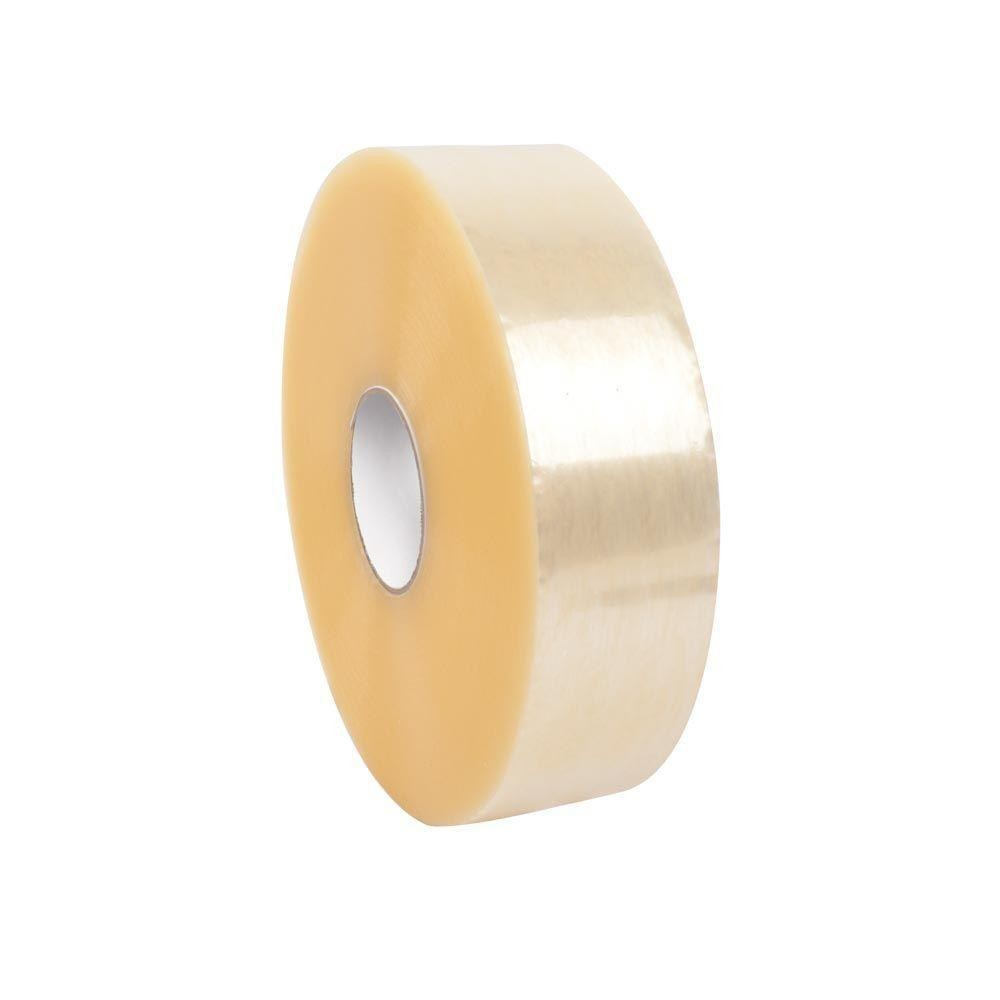 "SealMax By TOTALPACK® Tape Clear 2"" x 1000 Yds. 2.1 Mil 6 Rolls Per Case"