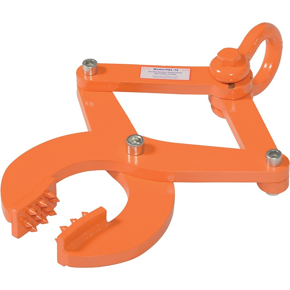 "TOTALPACK® Pallet Puller with 30"" Chain Pulls up to 5000 lb, 1 Unit"