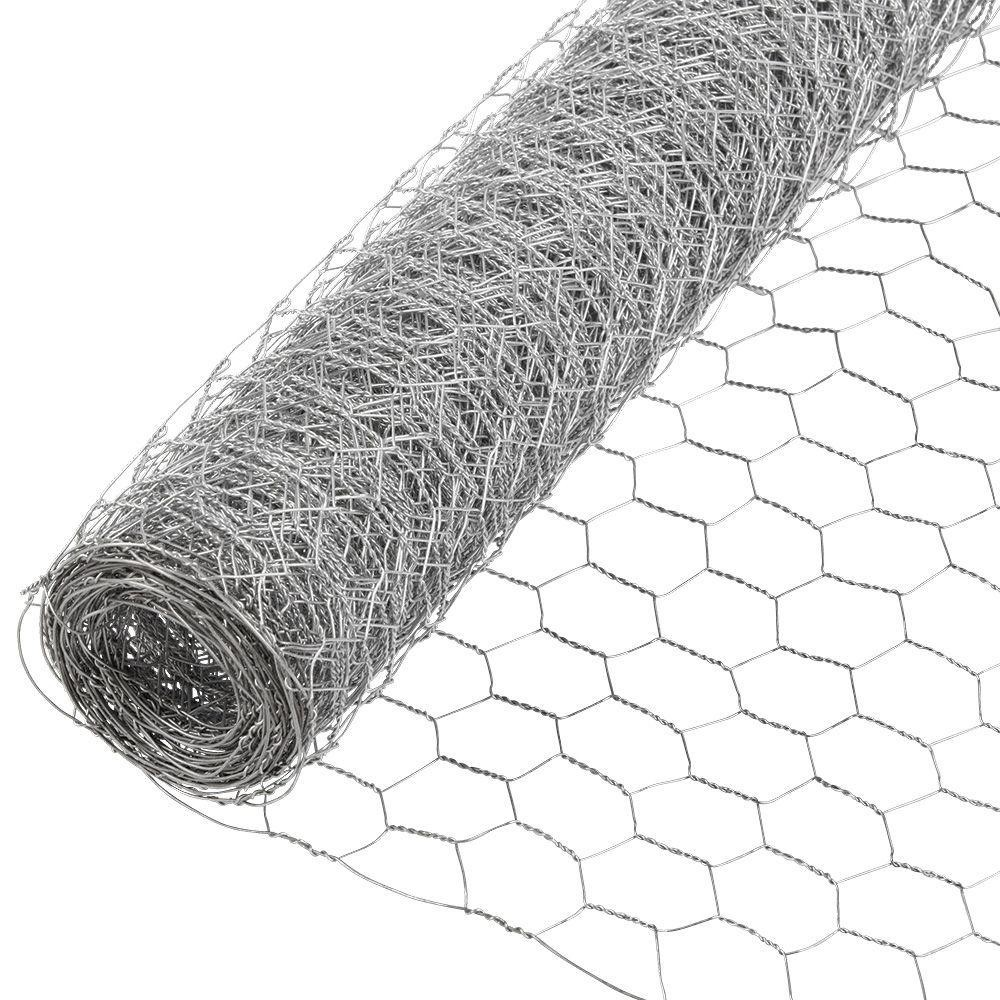 TOTALPACK® Chicken Wire 4' x 50' Roll, 1 Unit