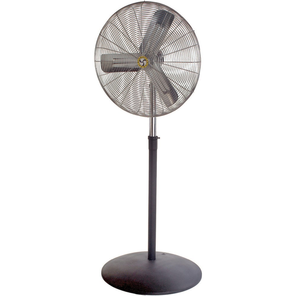 "Airmaster® Industrial Pedestal Fan 30"", 1 Unit"