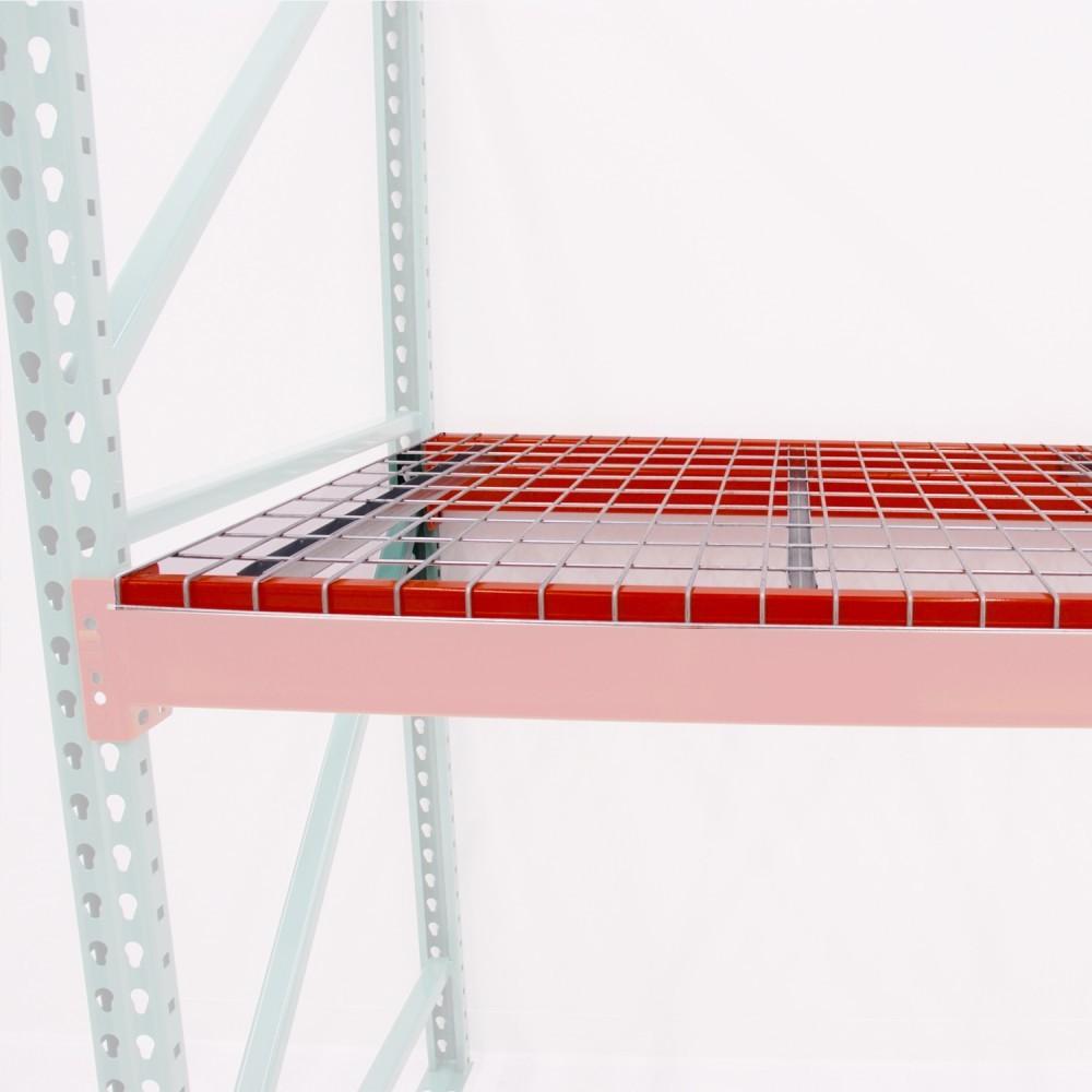 "TOTALPACK® Wire Decks 42 x 46"" for Pallet Racks 1 Unit"