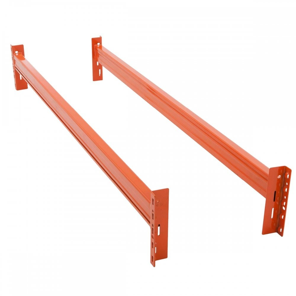 "TOTALPACK® Additional Beams for Pallet Racks -  144"", Set of 2 Units"