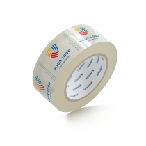 "Custom Packing Tape By TOTALPACK - Clear 2"" x 110 yds. 2.5 Mil, 36 Rolls Per Case"
