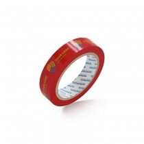 "Custom Packing Tape By TOTALPACK® - Red 1"" x 55 yds. 1.8 mil, 72 Rolls Per Case"