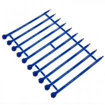 TOTALPACK® Sure Lock Plastic 100 Units