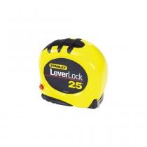 Stanley® Leverlock Tape Measure - 1⁄2