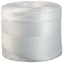TOTALPACK® 1-Ply, 450 lb, White Polypropylene Tying Twine