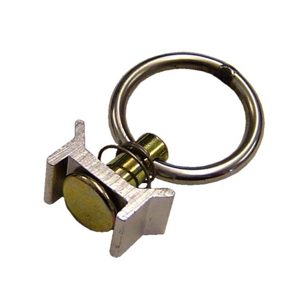 TOTALPACK® Single Stud Cargo Ring 100 Units