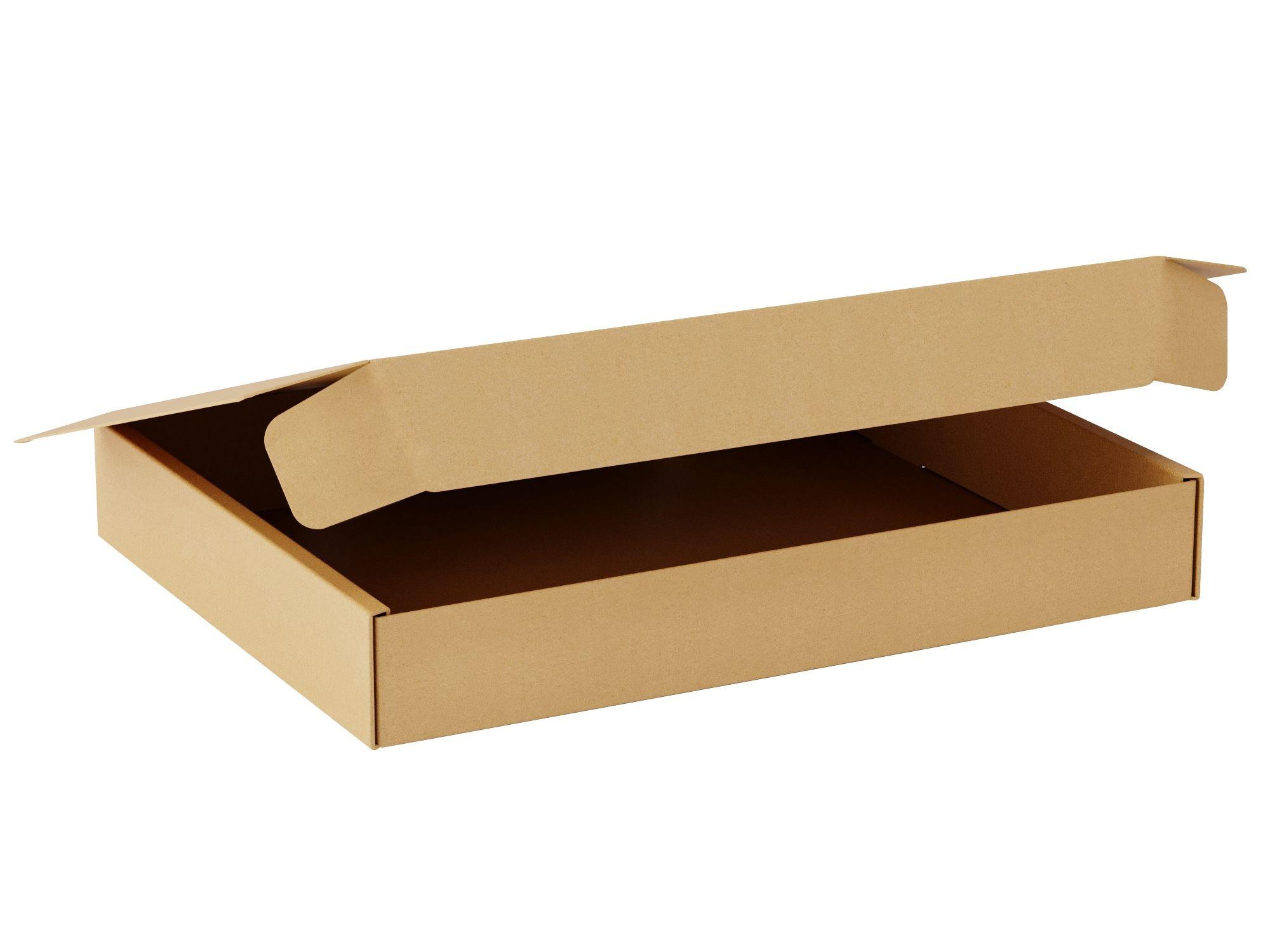 TOTALPACK® Ultra-Strong Single-Wall Interlock Die-cut, Cardboard Corrugated