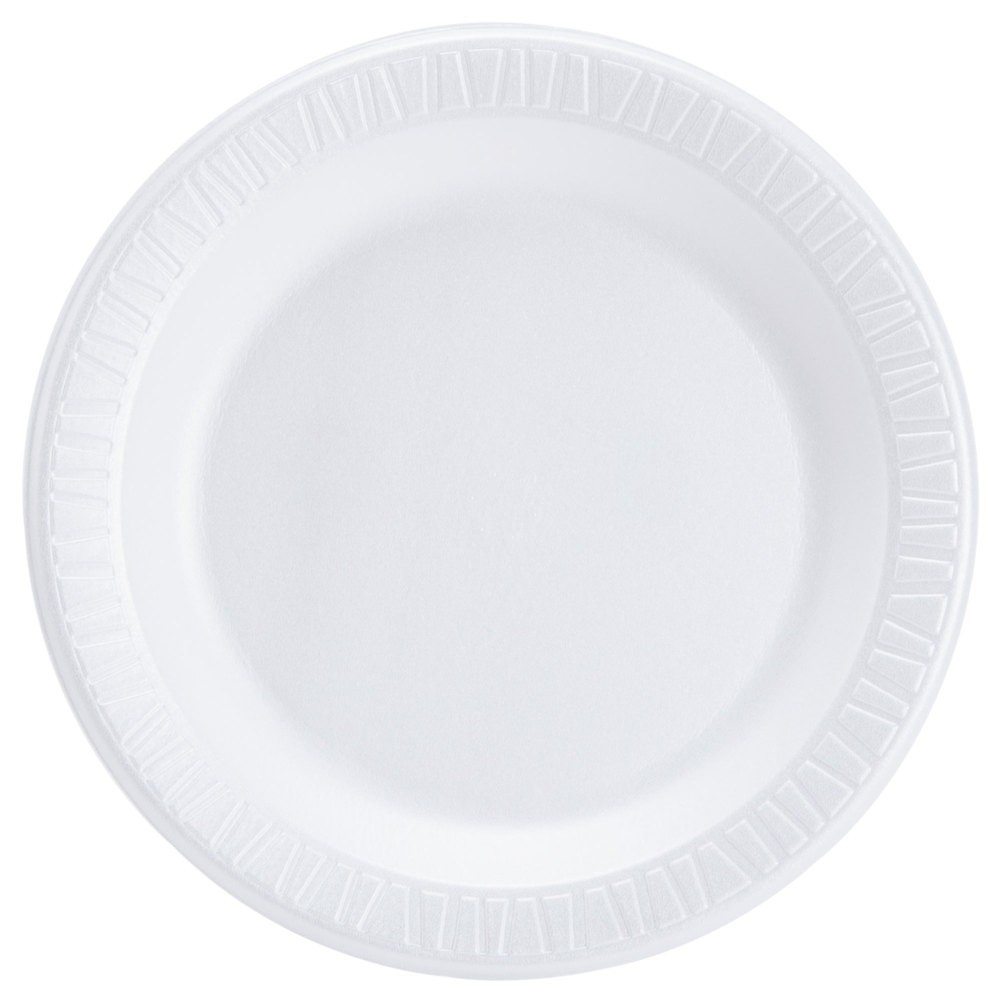 "TOTALPACK® 9"" Foam Plates 500 Units"