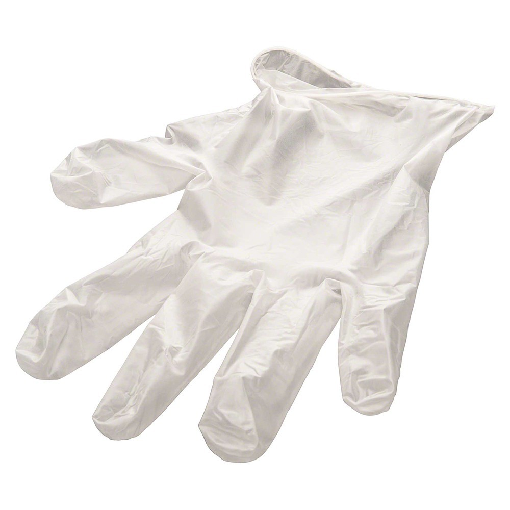 TOTALPACK® Sanitary Latex Gloves with Powder Large 1000 Units